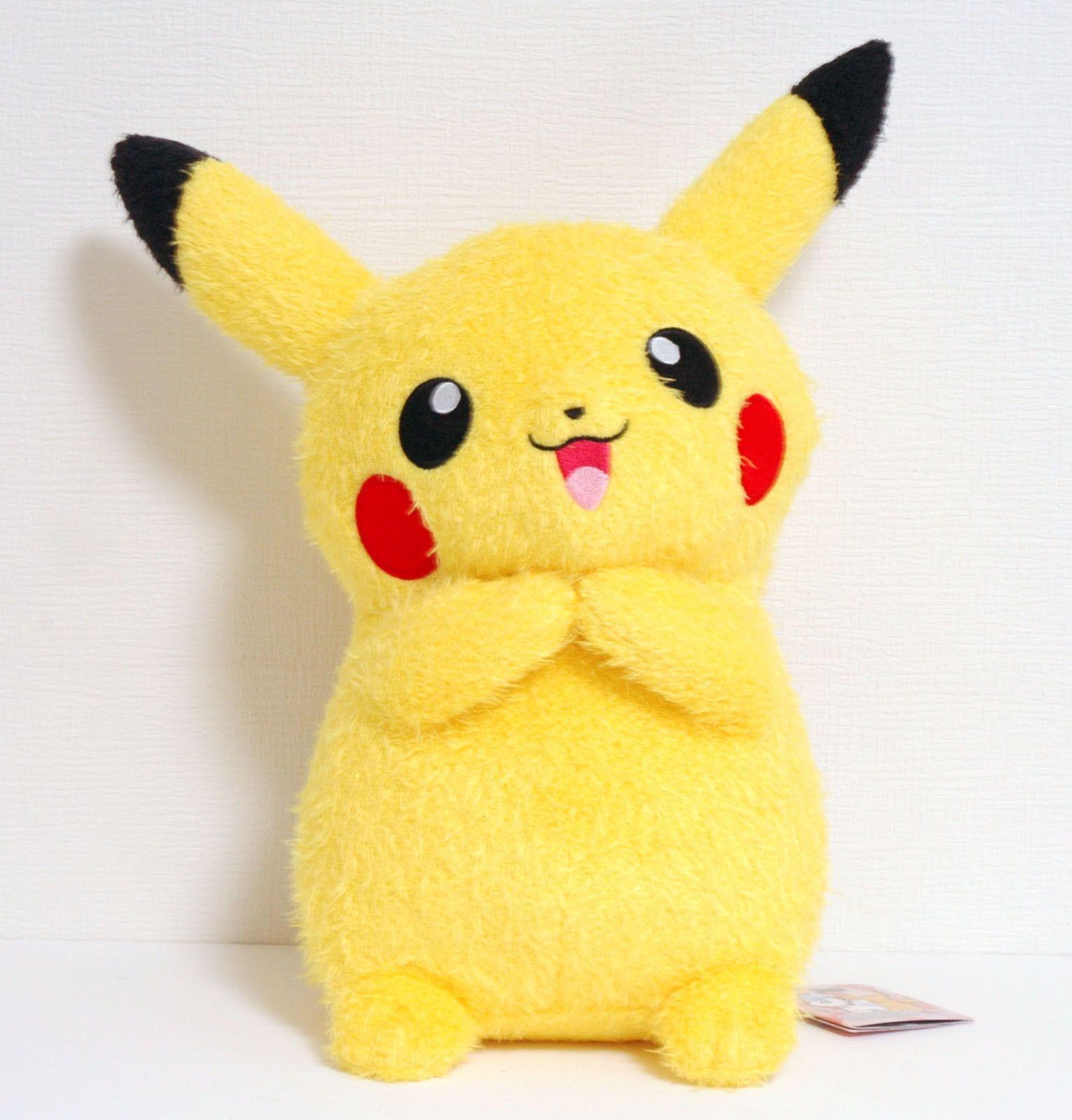 Pokemn center Pokemon Plush doll Detective Pikachu Japan import NEW