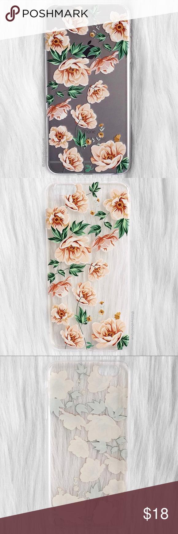 ️sale ️ Leanna Floral Iphone 6 6s 7 8 Plus X Case Boutique