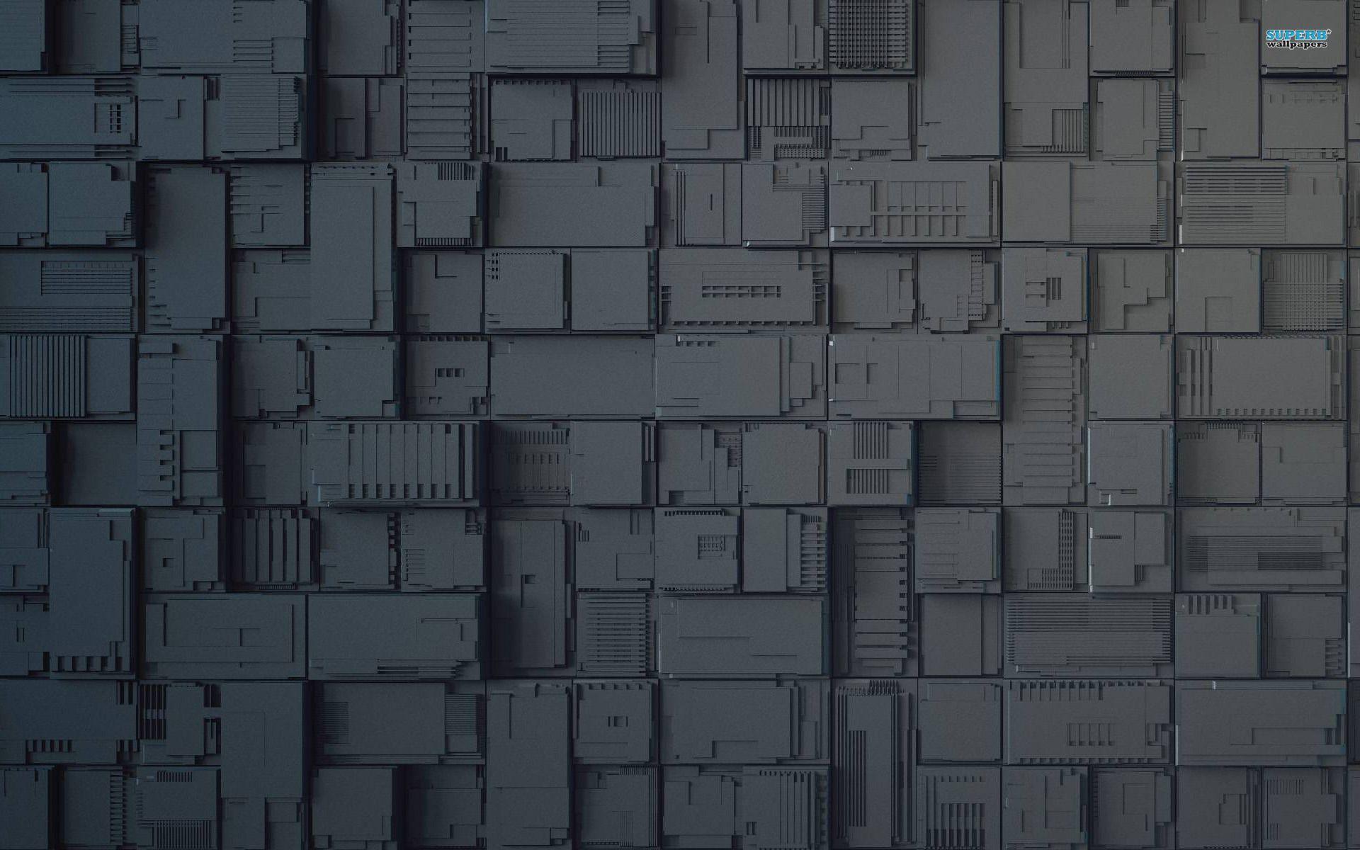 industrial modern wallpaper design