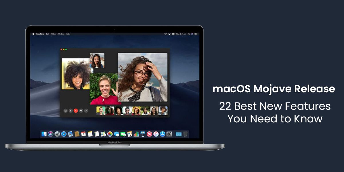 Mac os mojave release date