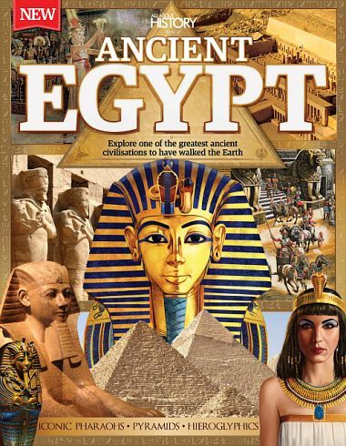 All About History – Ancient Egypt 1st Edition