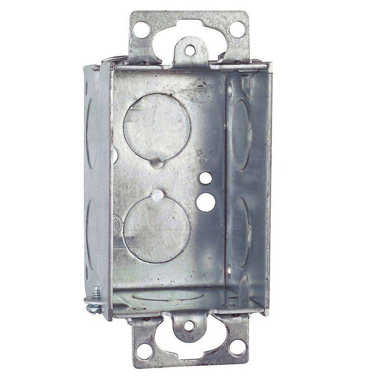 How To Select The Right Type Of New Work Metal Electrical Boxes In 2019 Metal Electrical Box Metal Wall Boxes