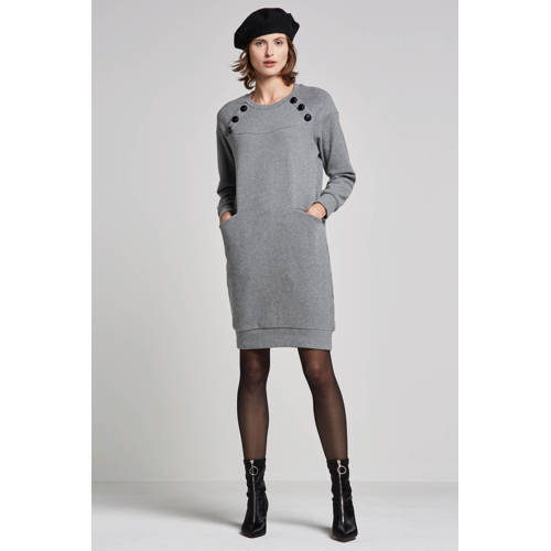10 FEET jurk met knoopdetail
