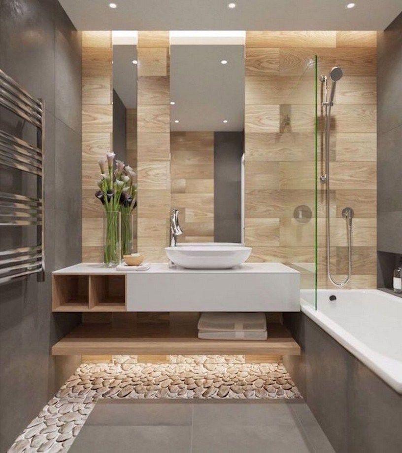 75 Stunning Contemporary Bathroom Design Ideas To Inspire Your Next Renovation 87 Desi Luxury Bathroom Master Baths Bathroom Remodel Master Bathroom Interior