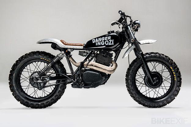 pinterest.com/fra411 #classic #motorbike #honda - Honda XL500