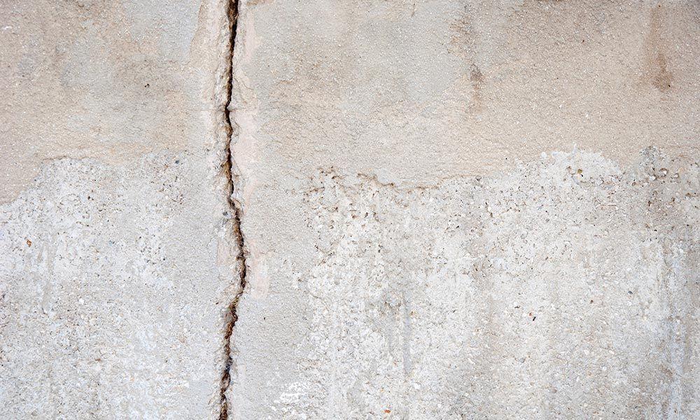 Fissures Sur Le Mur Porteur Solution Et Prix Mur Porteur Fissure Mur Mur