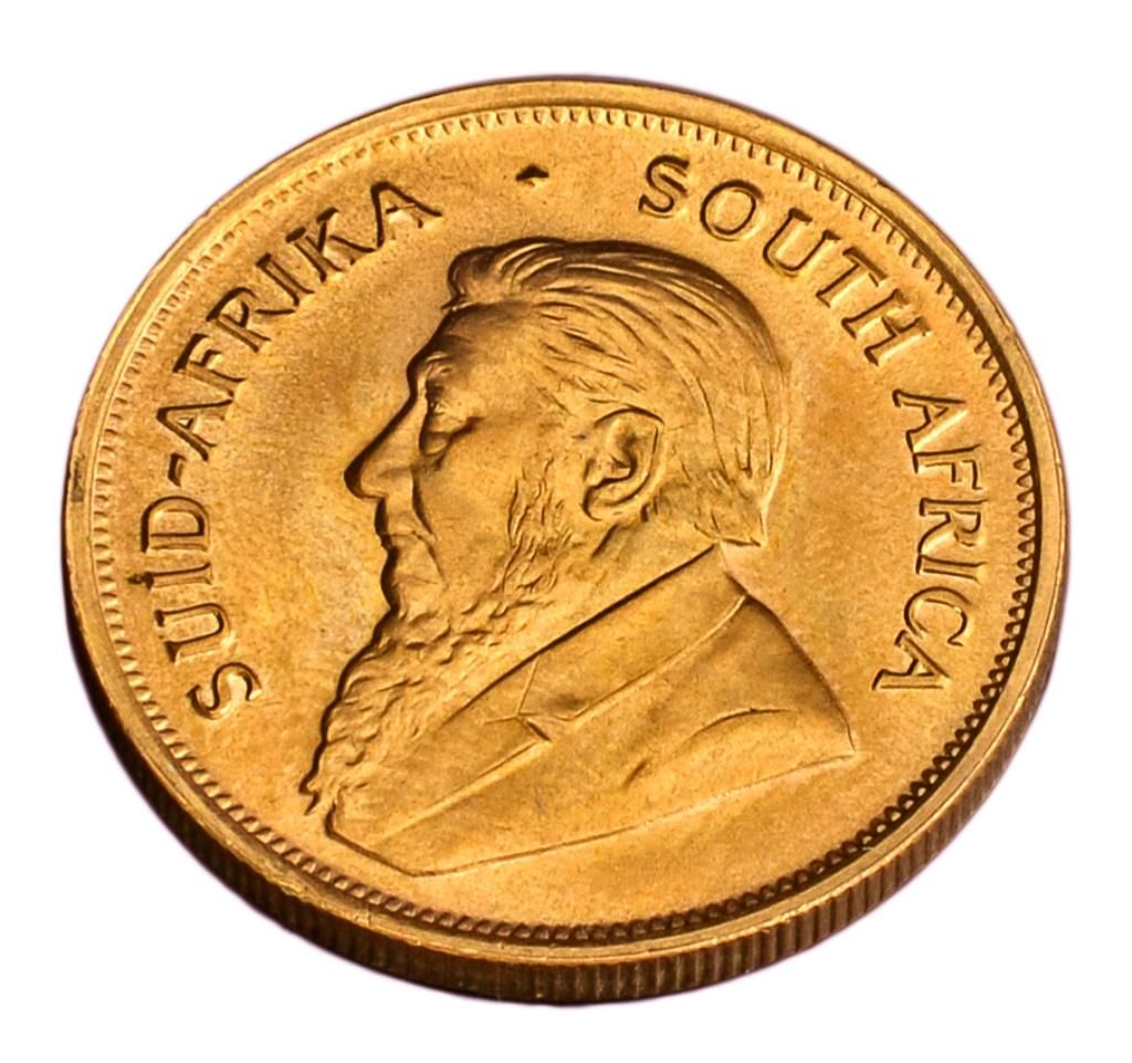 South African 1oz Gold Coin