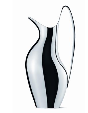 Love this silver Georg Jensen Henning Koppel Pitcher #design