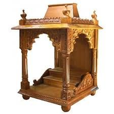 Buy Pooja Mandirs Online From DevotionalStore. Swasthy Sree Kovil Is A  Wooden Crafted Pooja Mandir Made According To The Ancient Kerala Thachu  Shastra ...