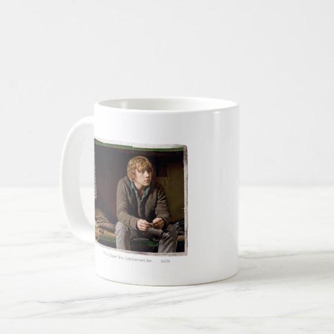 Ron Weasley 2 Coffee Mug | Zazzle.com #disneycoffeemugs