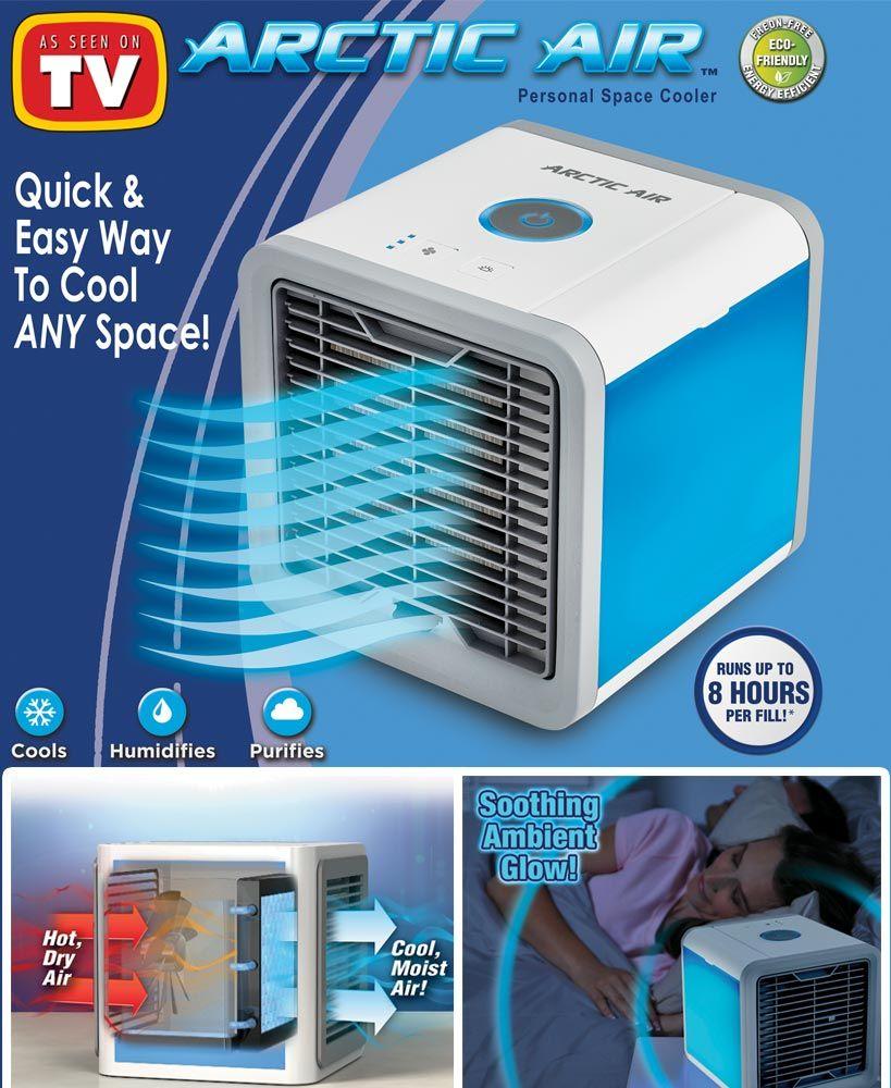 Arctic Air Arctic Air Portable Air Conditioner Air Cooler
