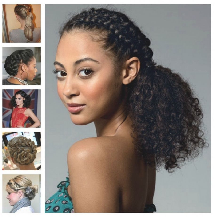 cute hairstyles for black girls - ginolia with regard to