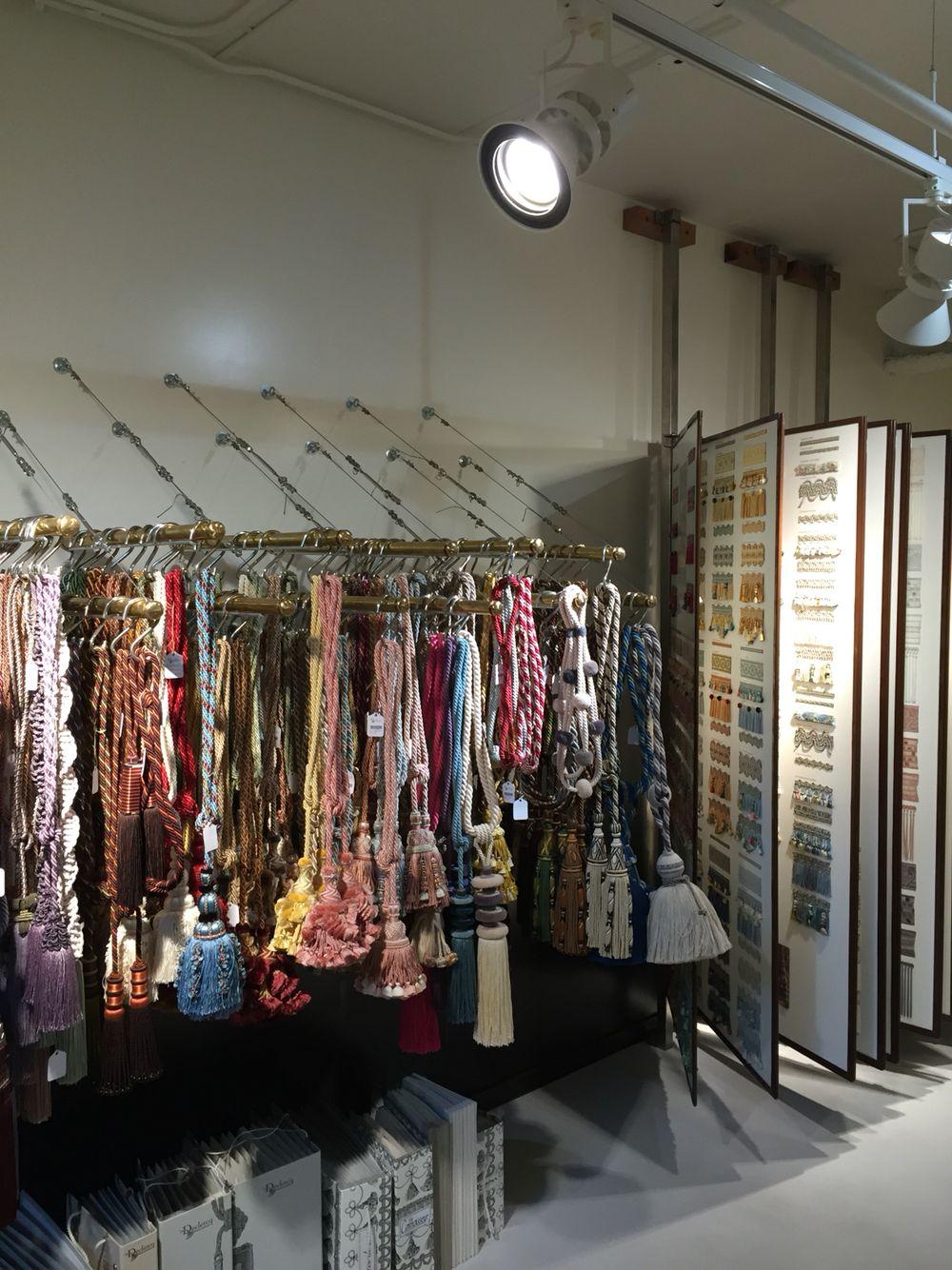 Trimmings From Declercq Passementiers Par Excellence Tassels Curtains Tassles