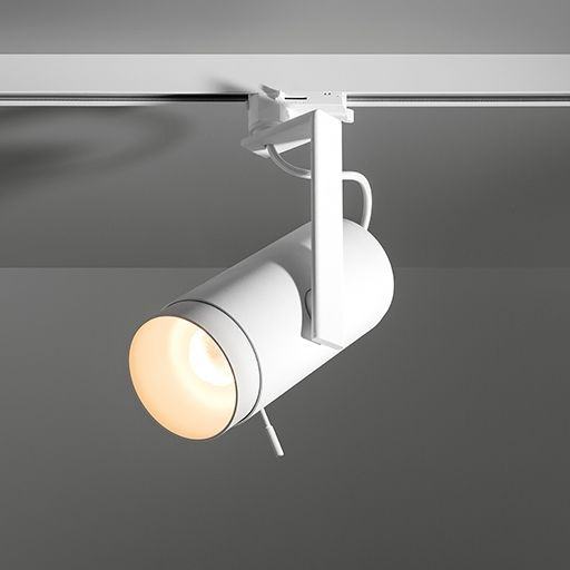 Spektra Is A Versatile Precise Trackspot For Retail Applications Of The Hand Of French Designer Florent Coirier Spektra Is The First Trac Modern Track Lighting Light Architecture Ceiling Lights