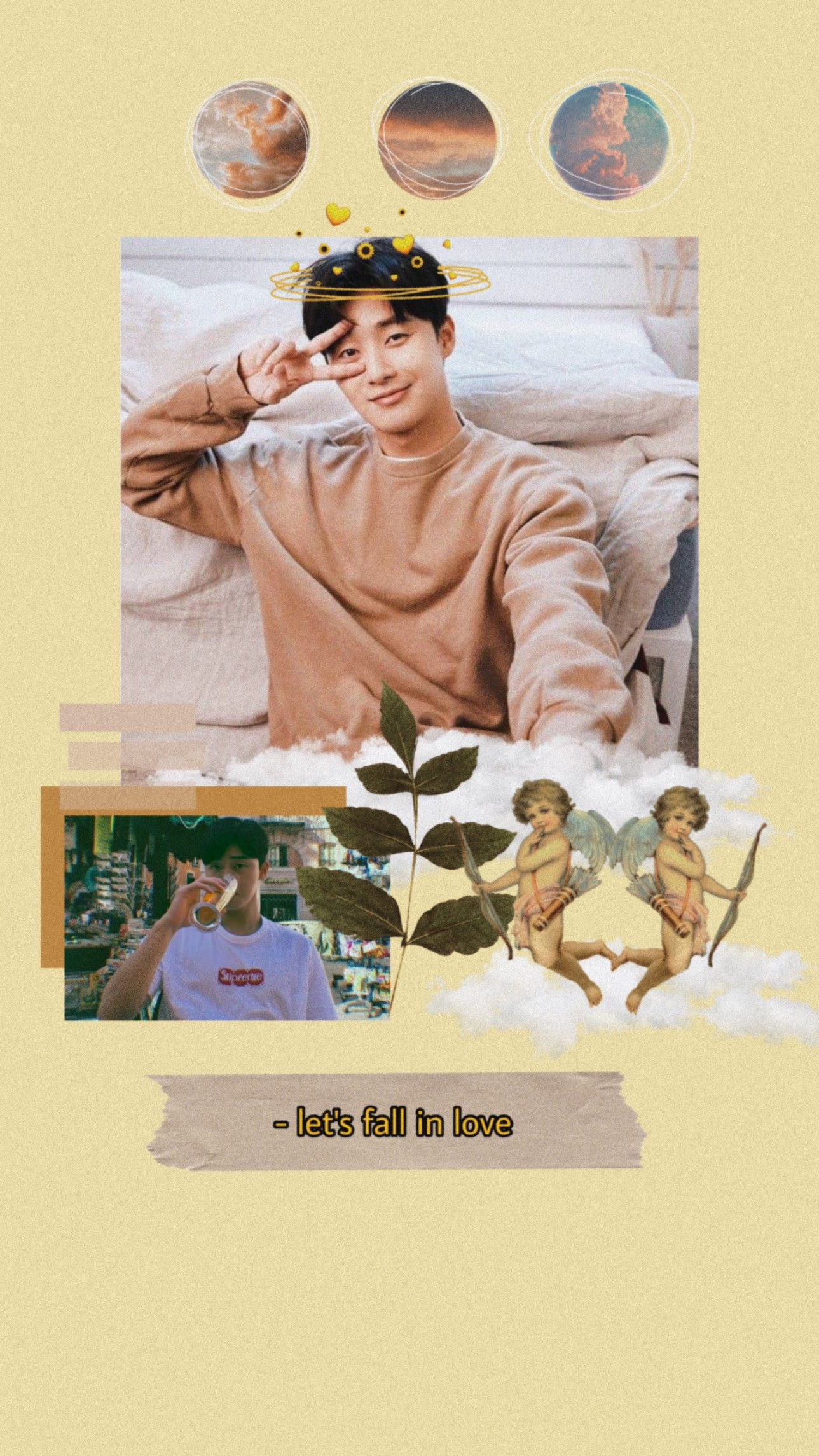 Park Seo Joon Wallpaper Di 2020 Pacar Pria Aktor Artis