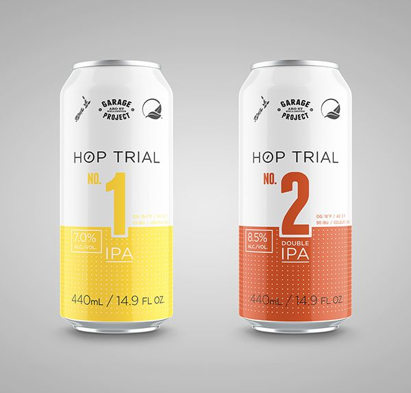 40 Of The Best Beer Can Designs Design Thinking Pinterest