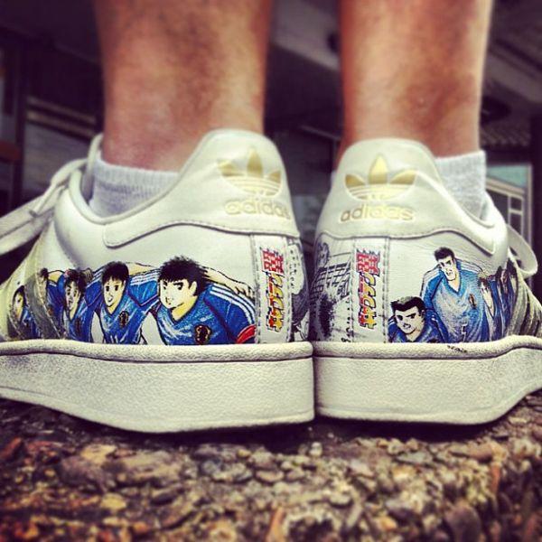 Image result for adidas manga fever