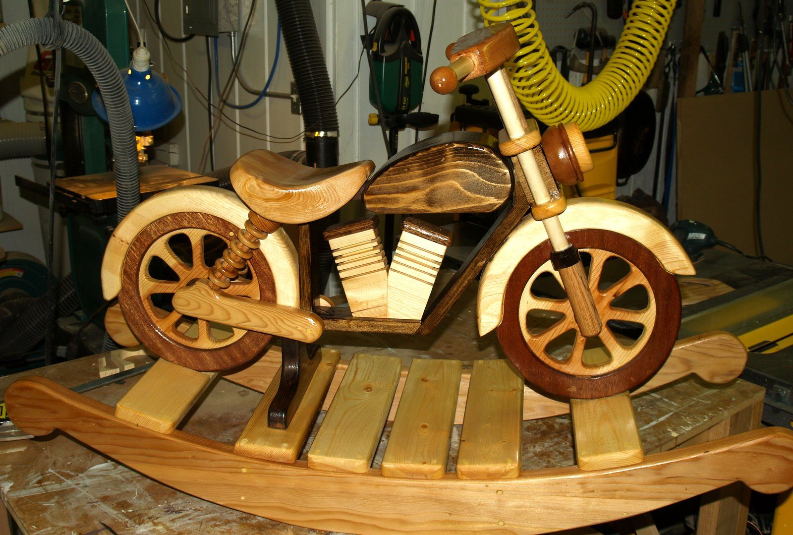 building a classic rocking horse plans | Rocking horse ...