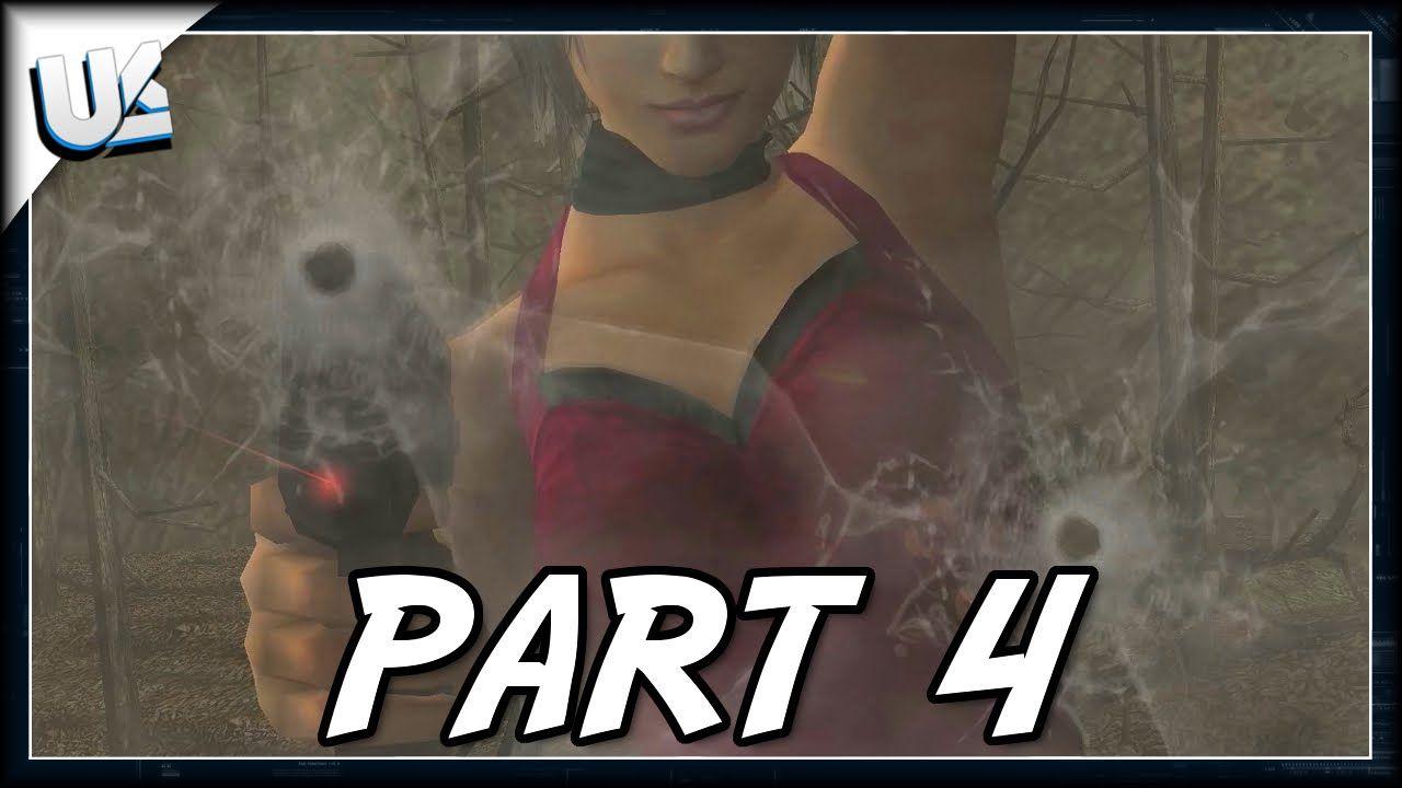 Resident Evil 4 Ps4 Remastered Gameplay Walkthrough Part 4 Ada