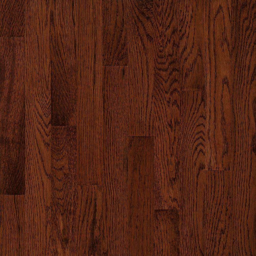 Bruce American Originals Deep Russet White Oak 3 4 In T X 3 1 4 In W X Varying L Solid Hardwood Flooring 22 Sq Ft Case Shd3362 Solid Hardwood Floors Engineered Hardwood Flooring Hardwood Floors