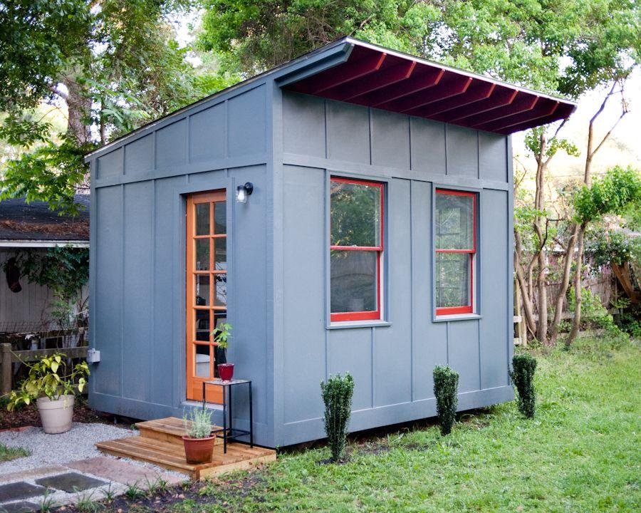 17+ Backyard shop ideas ideas