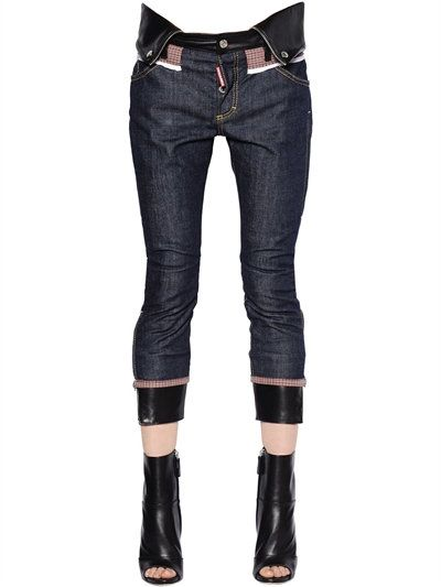 Stretch Nylon Leggings Spring/summer Dsquared2 Cheap Purchase Outlet Cheapest Price Extremely For Sale k6seiOQq