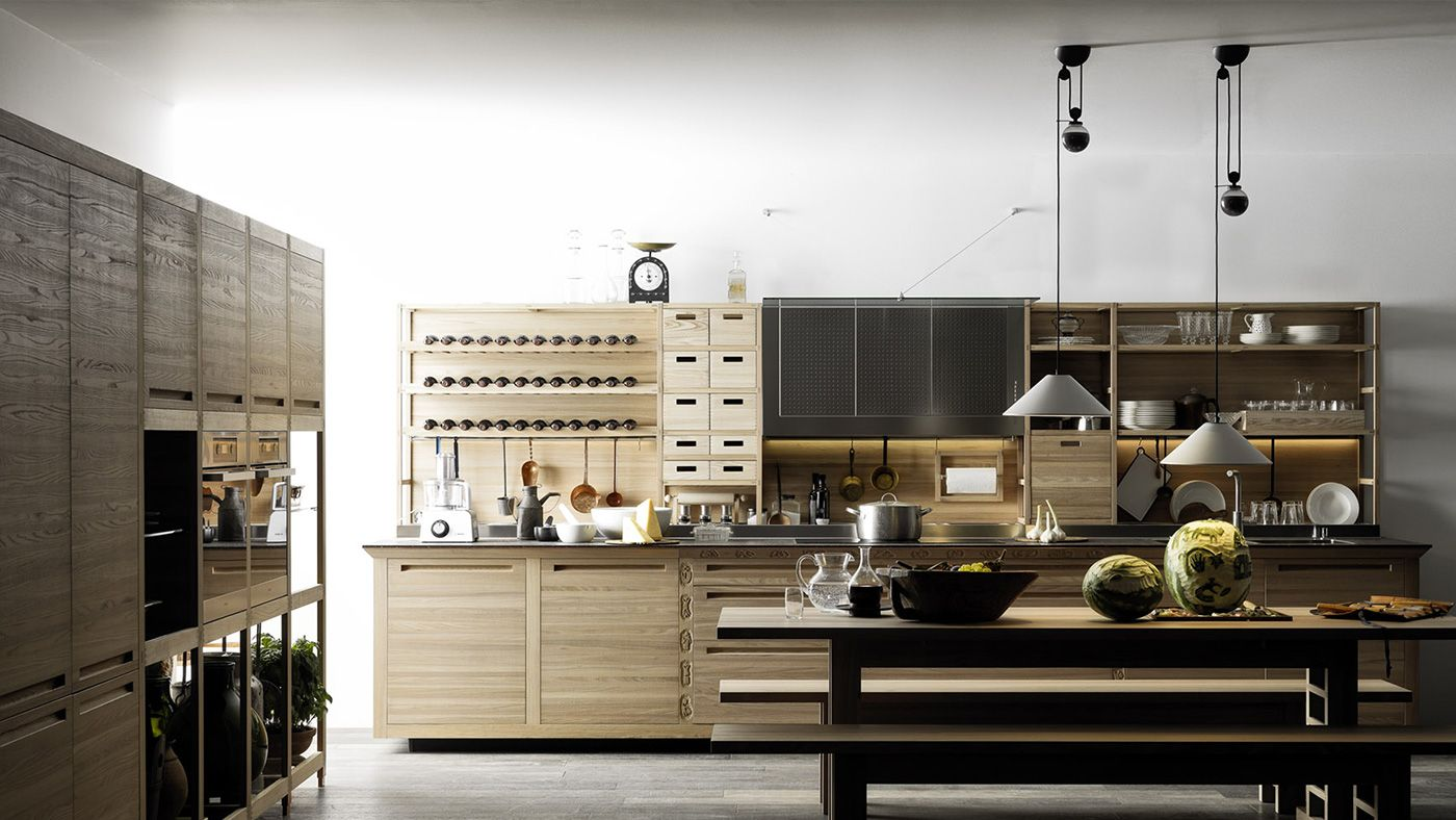 Valcucine: Sinetempore   Kitchen By Gabriele Centazzo