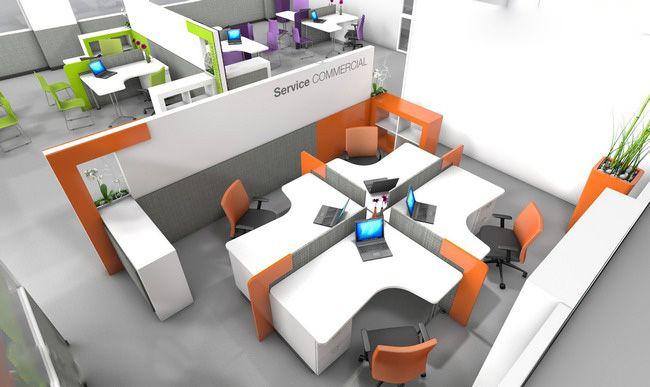 decoration interieure bureau bureau ikea bureau design idee bureau agencement bureau