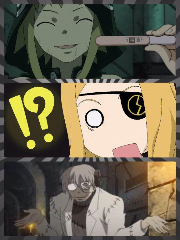 Soul Eater Pregnancy Test Meme Xd Anime Pinterest Soul Eater