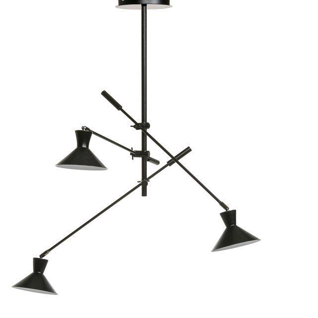 afbeelding Hanglamp met 3 verstelbare armen Voltige AM.PM.