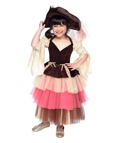 Princess Paradise Audrey the Pirate Dress-Up Set - Kids | zulily