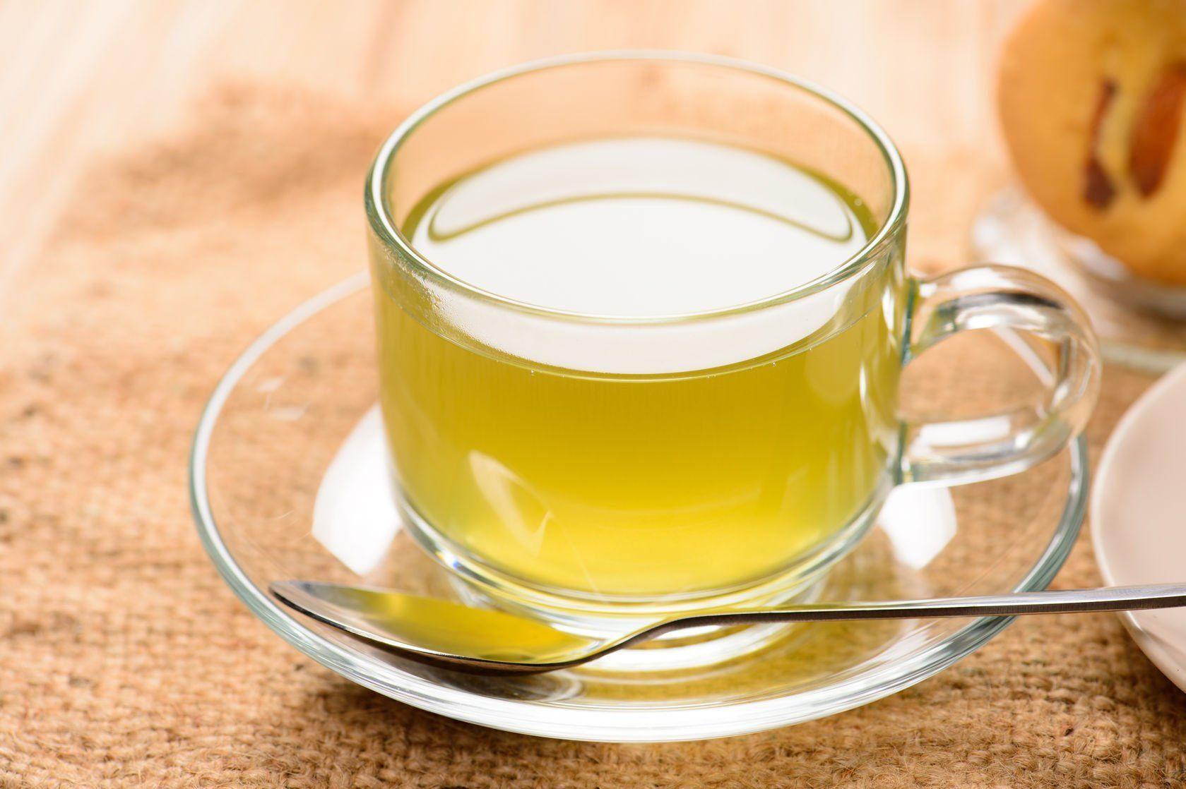 Minty Green Tea Chinese HighGrown Loose Leaf Green Tea
