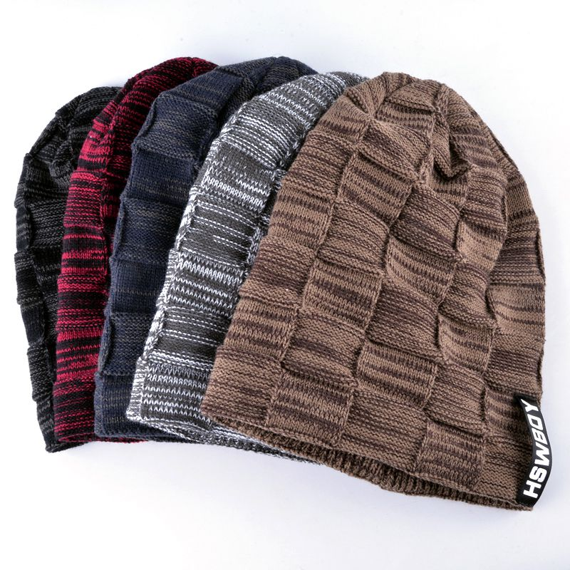 0af93a723cc TQMSMY Brand bone men s Winter Hat knitted wool beanies men Hip Hop  capTurban Caps Skullies Balaclava Hats For women gorros-in Skullies    Beanies from Men s ...