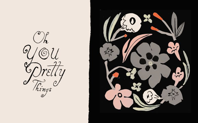 Danielle Kroll | Oh you pretty things