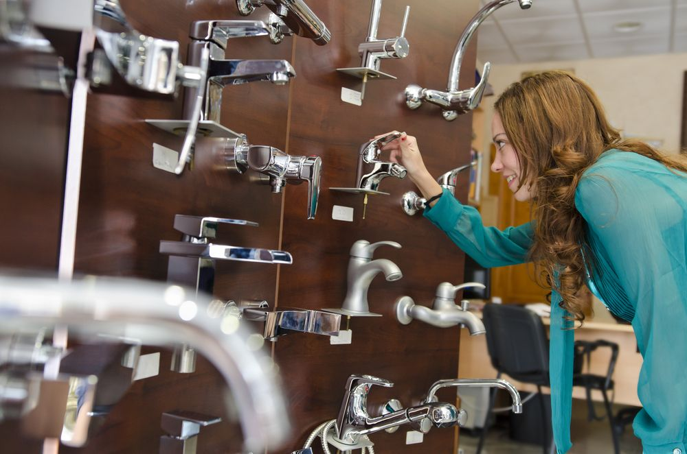 bathroom taps