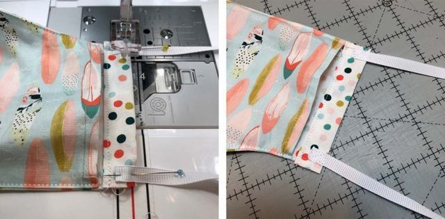 Photo of Versatile Face Mask pattern and tutorial   The Crafty Quilter   Bloglovin'