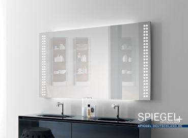 Badspiegel Mit Led Beleuchtung Rota Badspiegel Mit Led