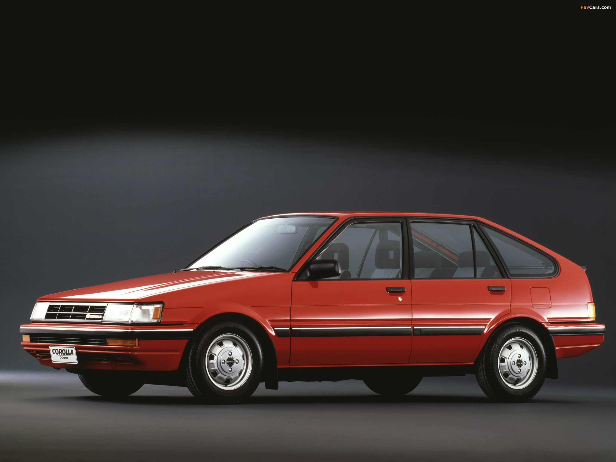 Pictures Of Toyota Corolla 5 Door Zx Ae80 Ae81 1985 87 2048 X 1536 Toyota Corolla Toyota Toyota Cars