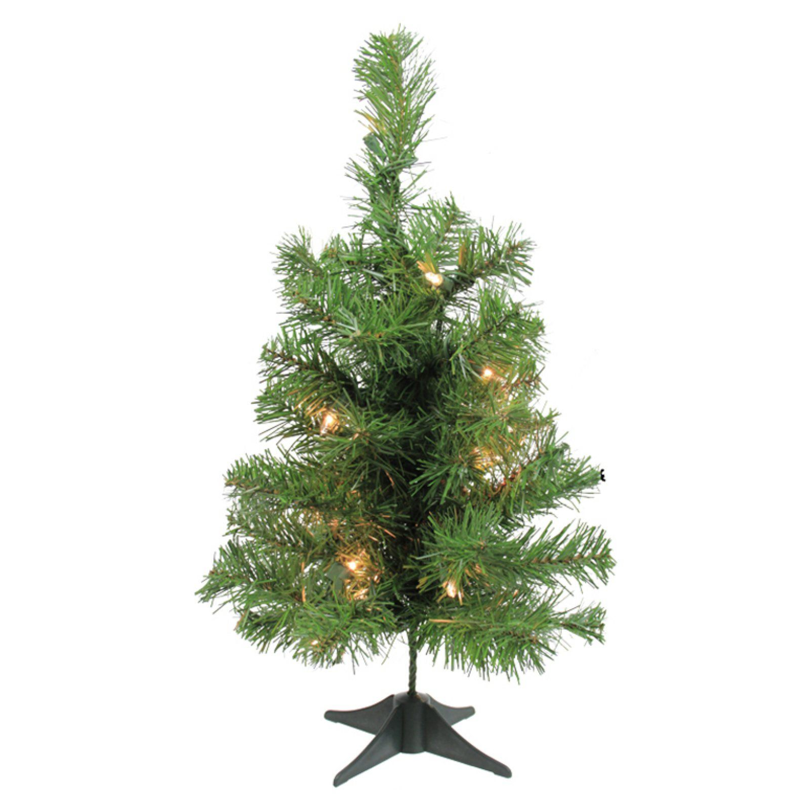 Northlight 1.5 ft. Traditional Noble Fir Medium Pre-lit ...