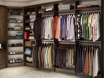 Superieur Get Inspired   Traditional   Closet   Other Metro   K.C. Closets Inc.