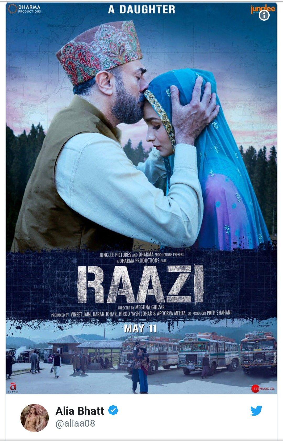 Raazi Full Movies Full Movies Online Free Download Movies