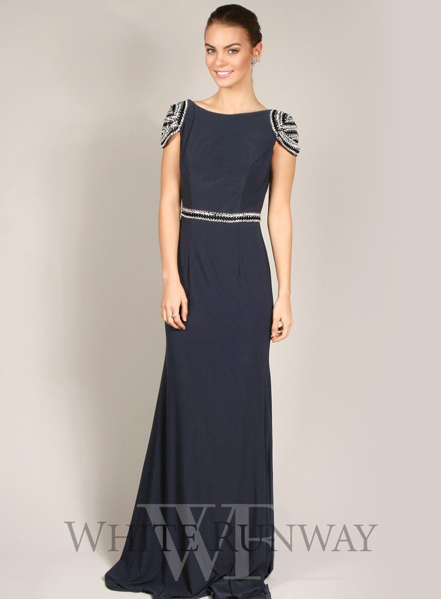 Cocktail dress with sleeves australian