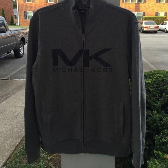Jacket Michael kors  men's  jacket heather gray Michael Kors Jackets & Coats