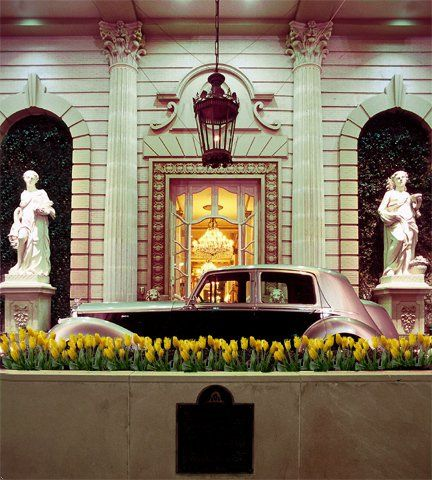 Le Pavillon Hotel in New Orleans, United States at Hotels of the Rich and Famous