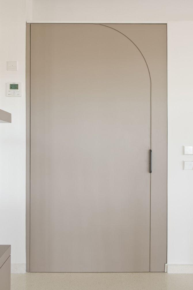 White Pivot Door Hallway Google Search Doors Interior Pivot Doors Interior Architecture
