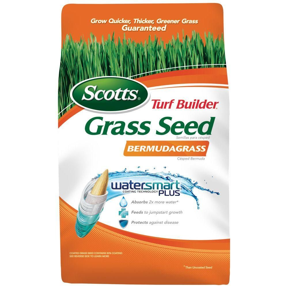 Early March/Late September: Scotts Turf Builder 5 lb