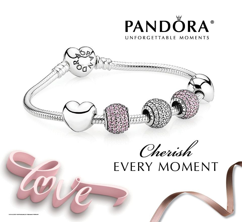 Pandora Bracelet Design Your Own