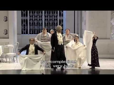 Il Barbiere di Siviglia - Quintetto