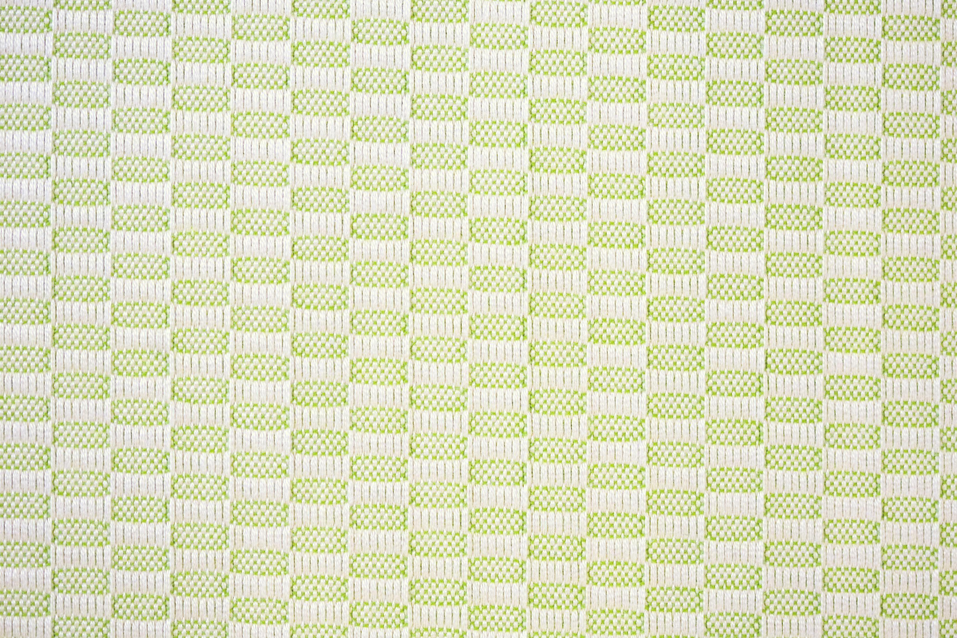Chella Textiles Fretwork In Kiwi With Images Chella
