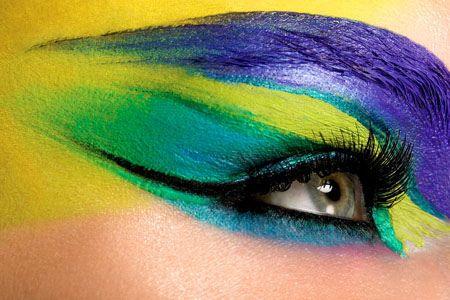 Color Bytes Eye